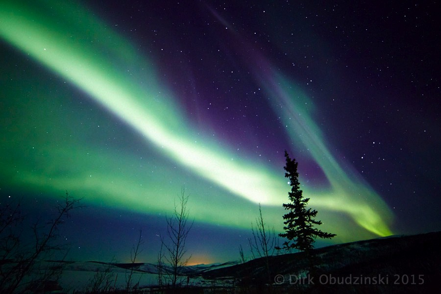 Alaskan Northern Lights March 2015
