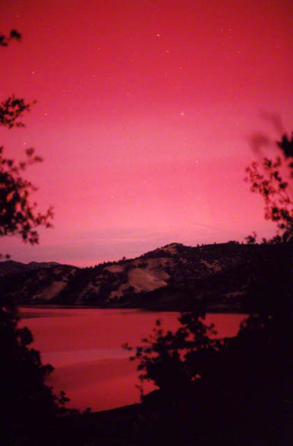 Northern California Aurora Pictures